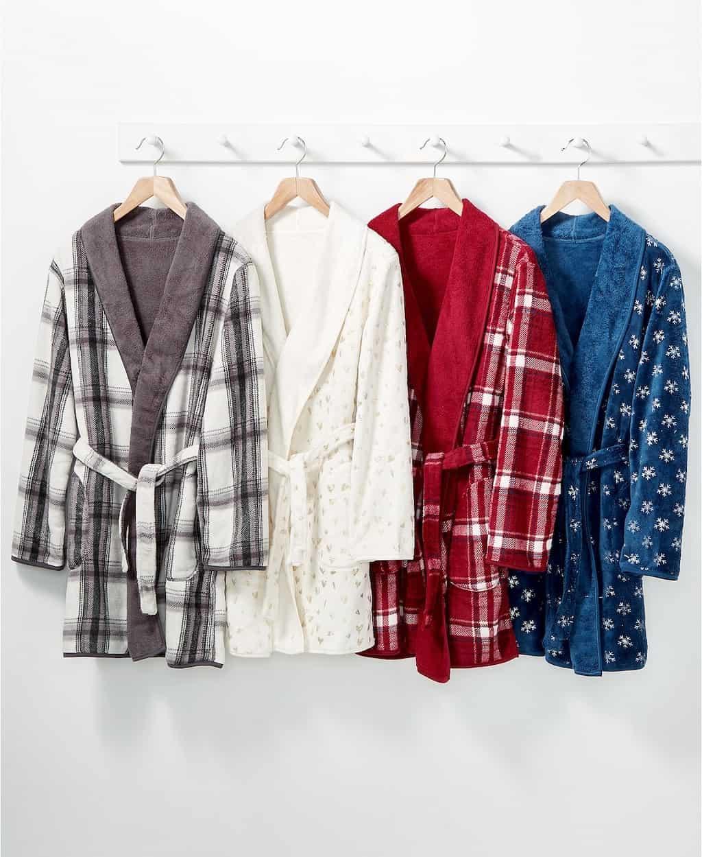 martha stewart bathrobe
