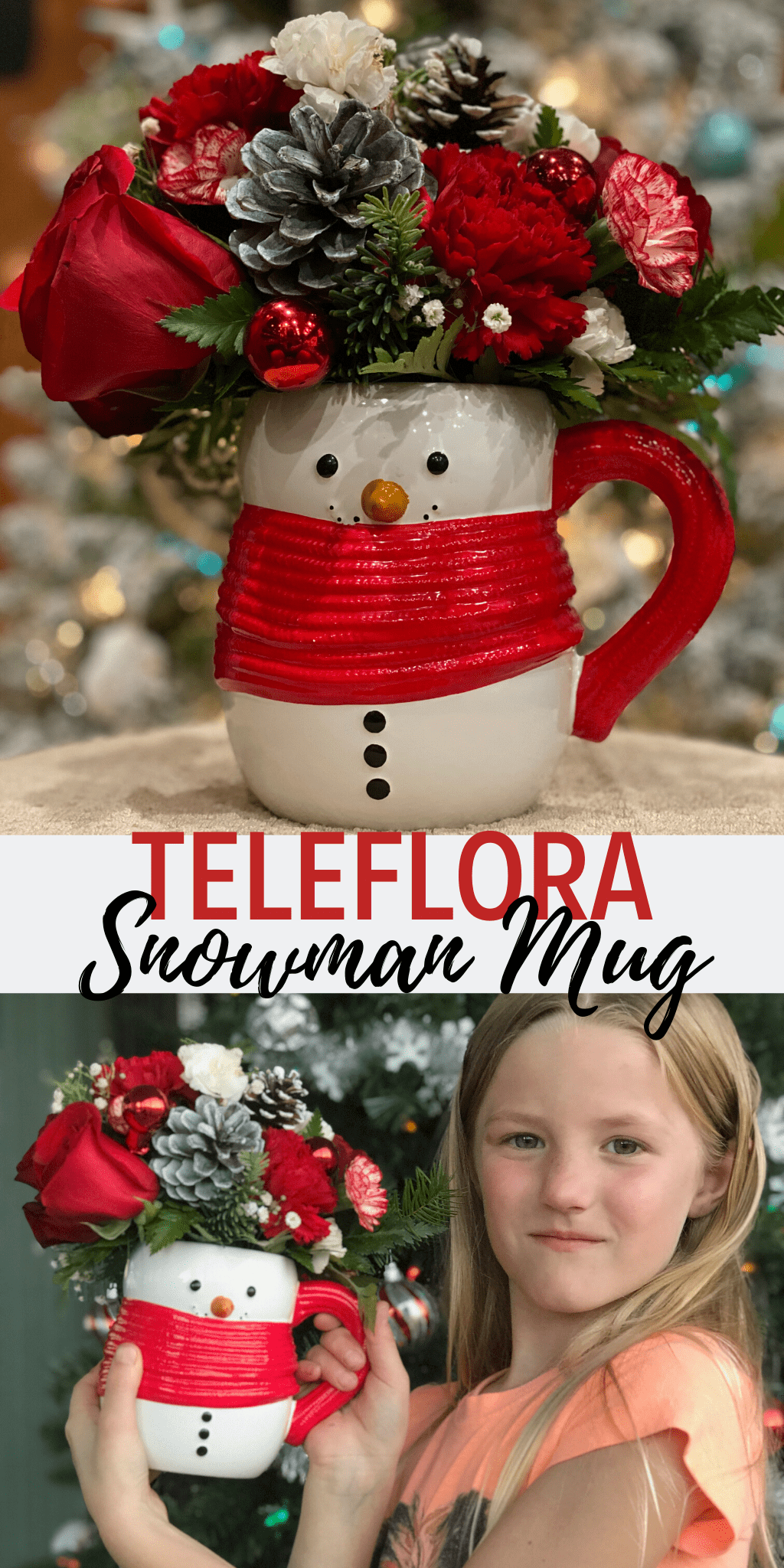 teleflora holiday bouquets