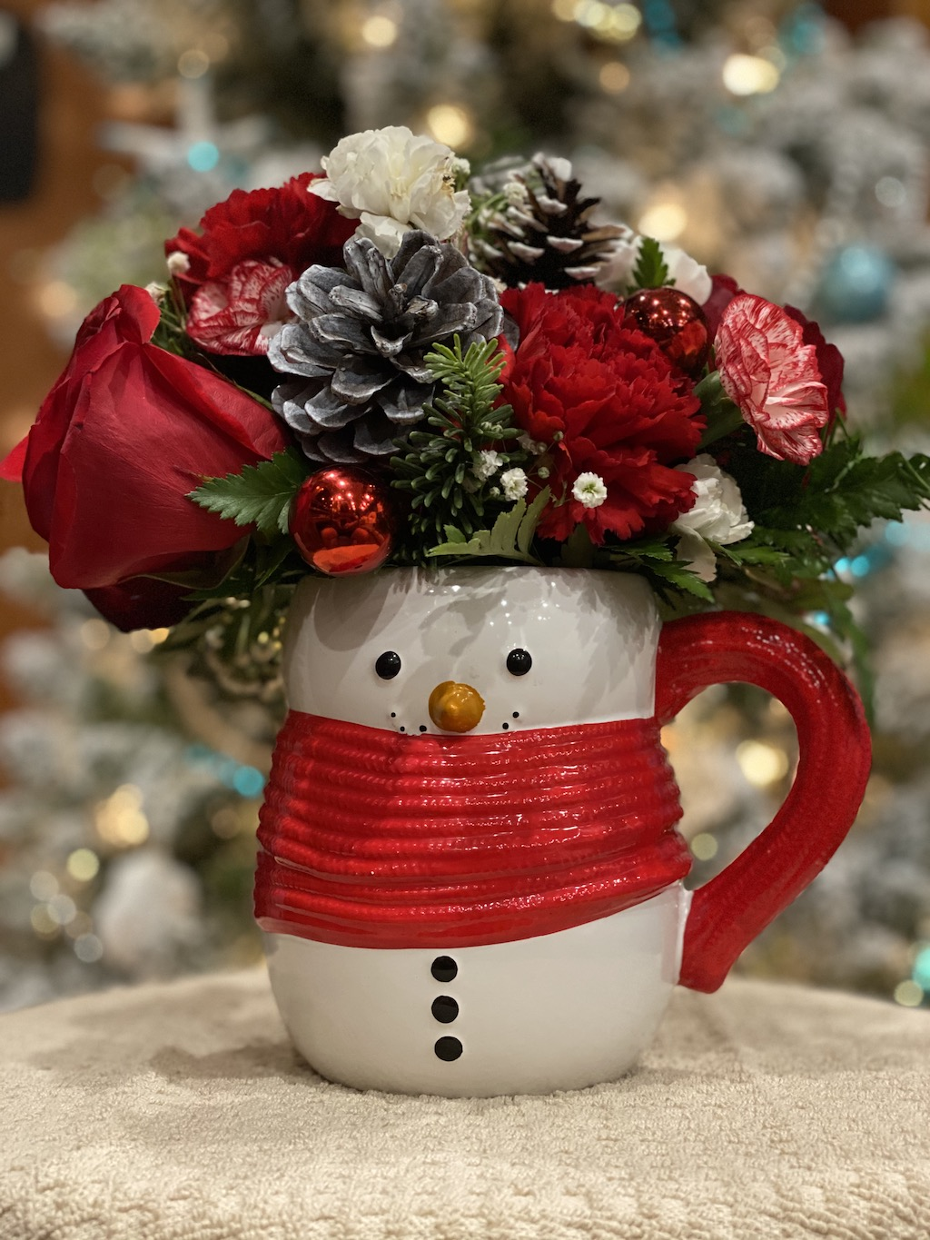 love out loud teleflora holiday bouquets