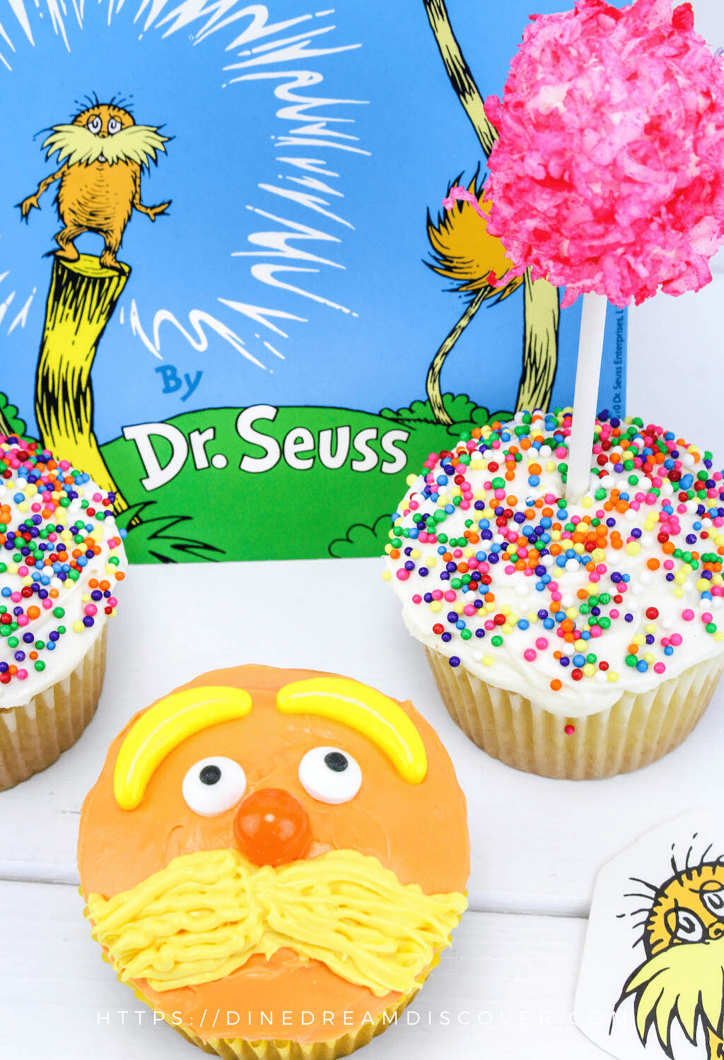 35 DR. SEUSS RECIPES AND CRAFTS ROUNDUP