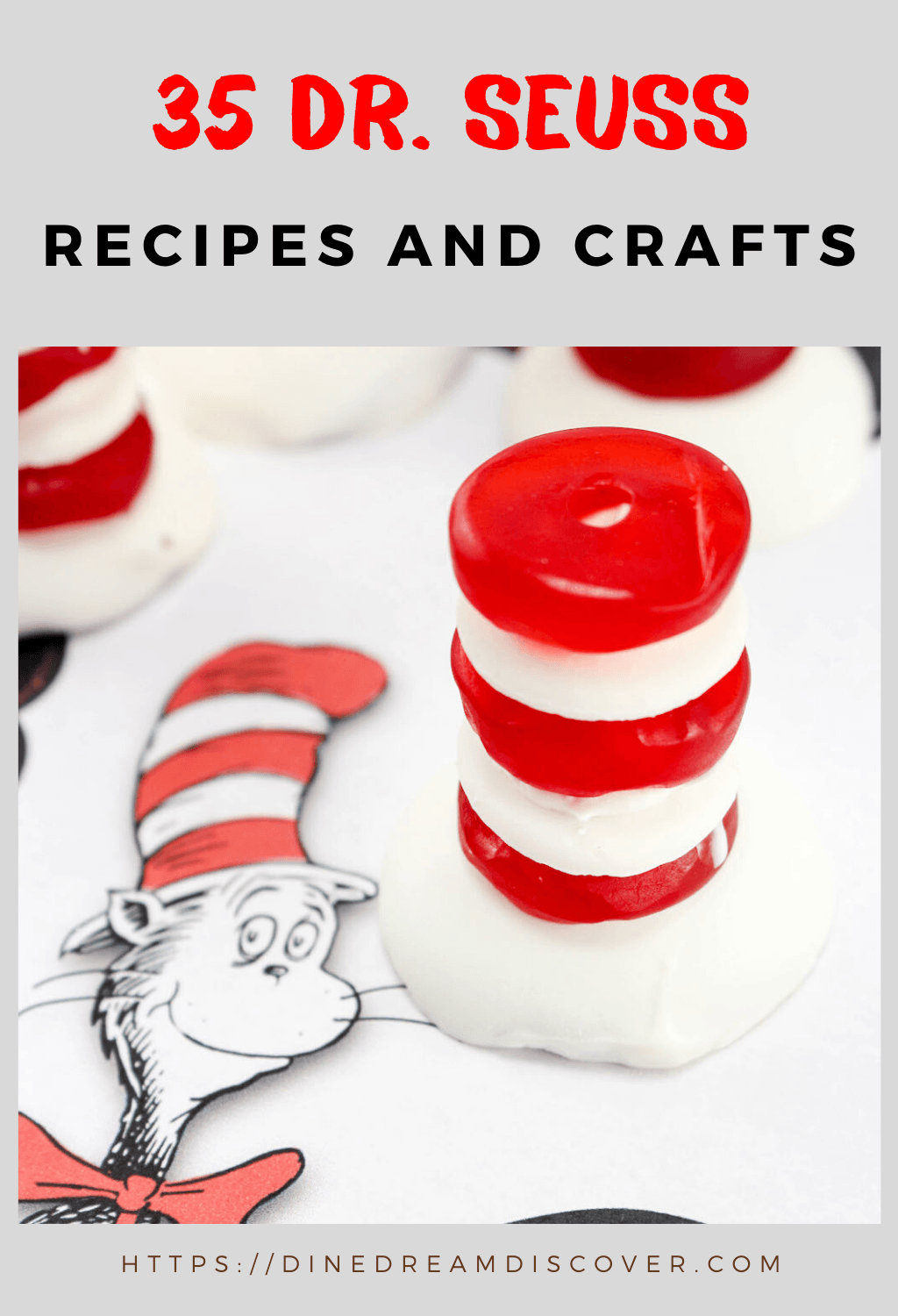 35 seuss crafts