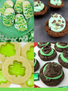 50 green st pattys day recipes