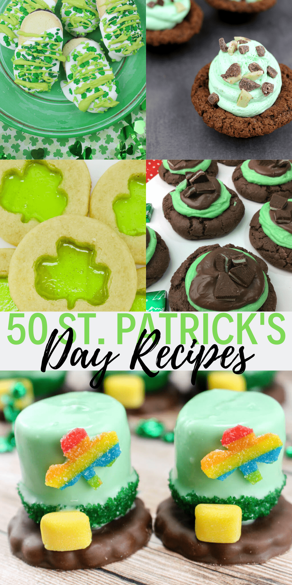 50 delicious st patricks day recipes