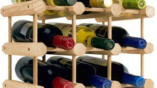 Multi Bottle Wine Rack
