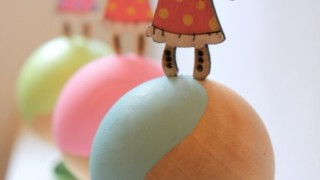CELEBRATIONS: Kid's Table Easter Bunny Table Decor