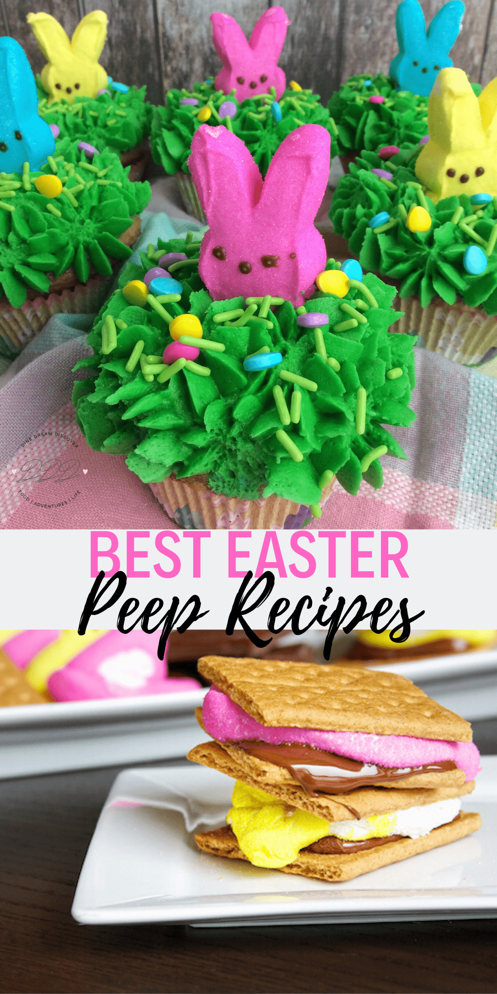 Best Easter Peep Recipes