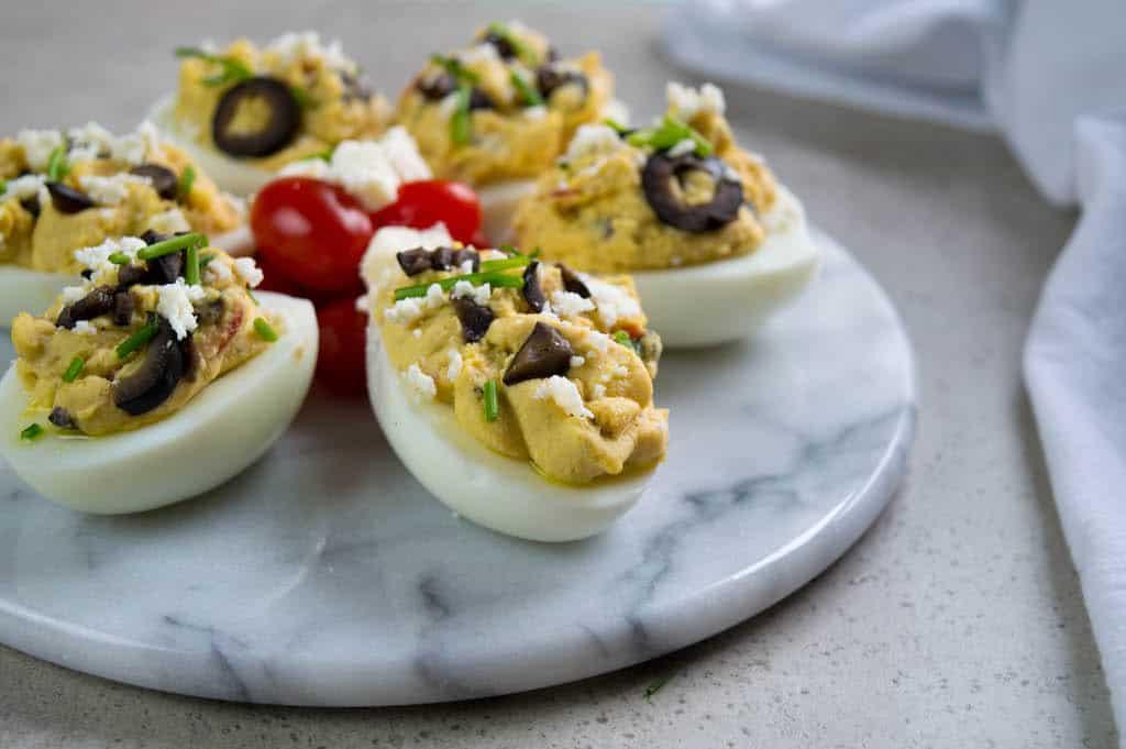 Best Greek Eggs