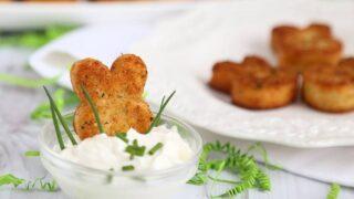 Bunny Potato Croquettes Recipe: Savory Easter Treat