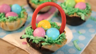 Easter Basket Snacks