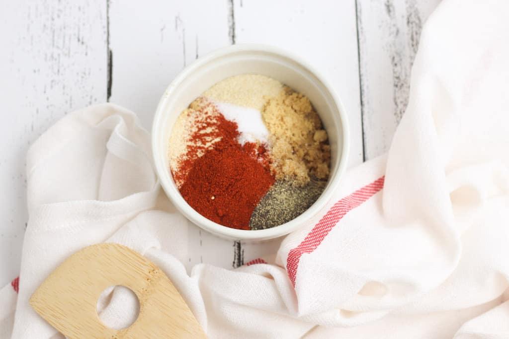 bbq rib spices