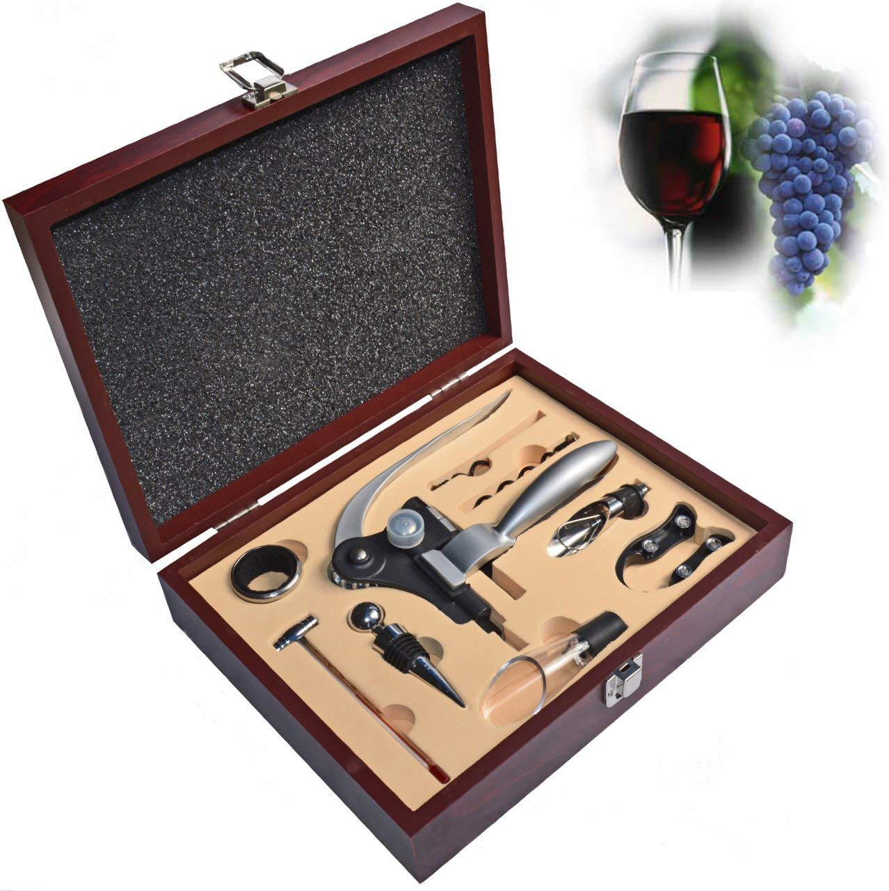 The Executive by Everything Wine 9 Piece Wine Gift Set