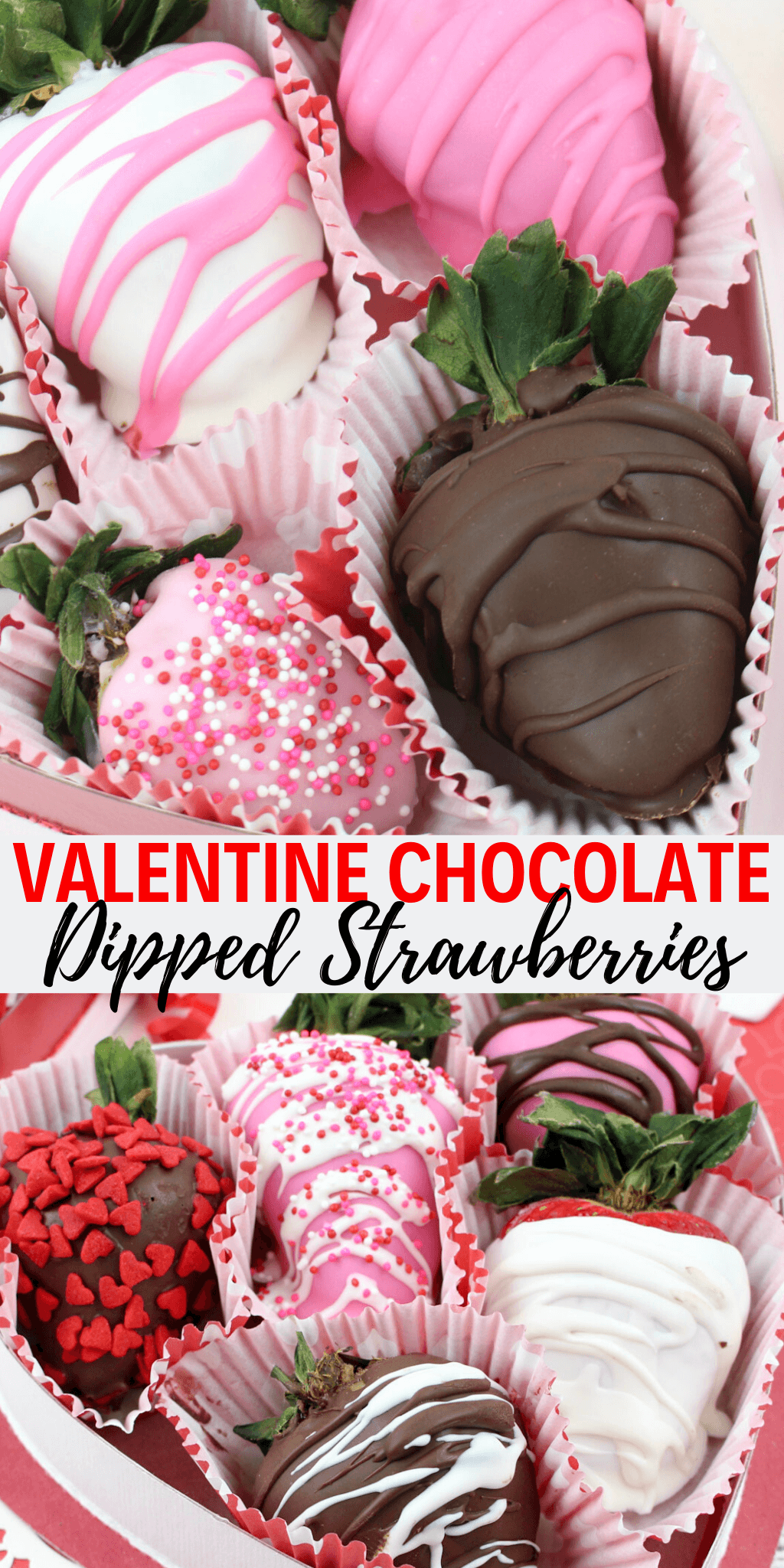 Valentine Chocolate Dipped Strawberries Dine Dream Discover