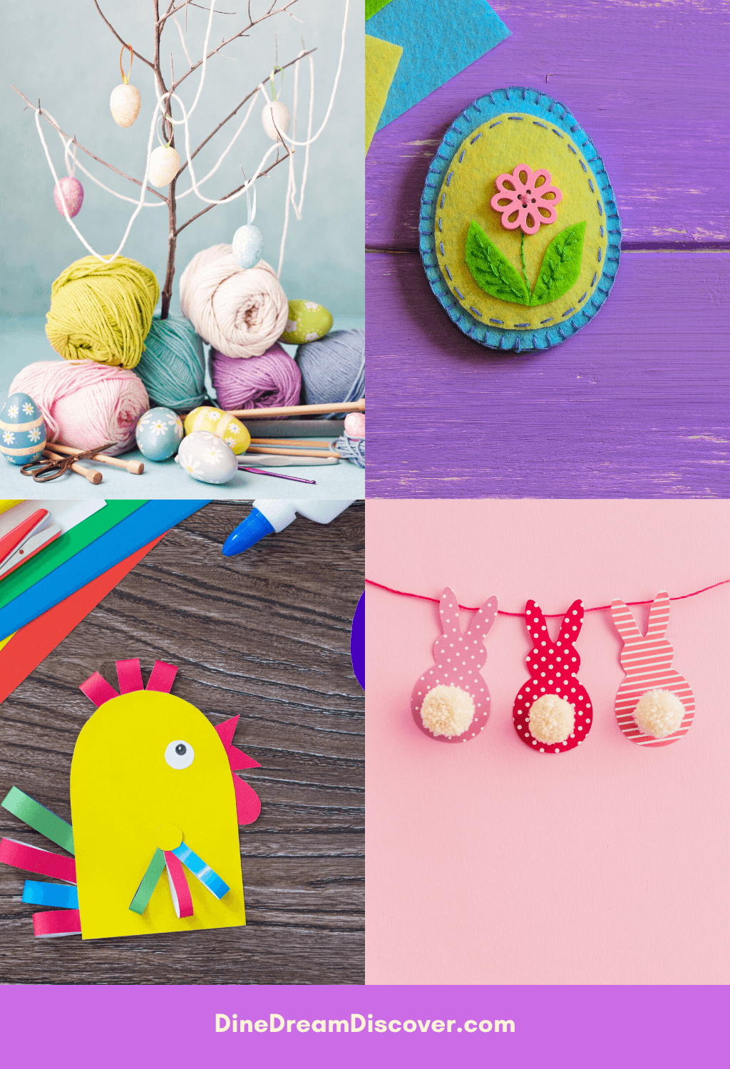 crafts for easter roundup