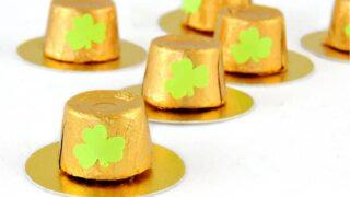 Rolo Leprechaun Hats St. Patrick's Day Craft