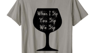Funny Wine Drink T-Shirt