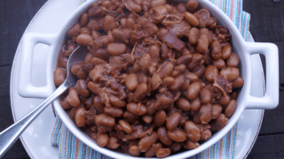 Instant Pot Pinto Beans and Bacon (No Soak)