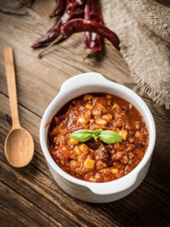 instant pot mexican side dish