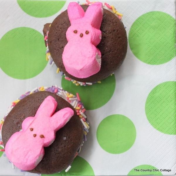 Easter Dessert -- Peeps Whoopie Pies Recipe