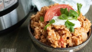 Instant Pot Spanish Rice: Your Family's New Favorite Side Dish