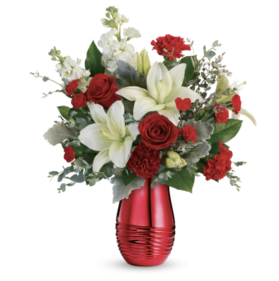 teleflora bouquet valentine's day collection 3