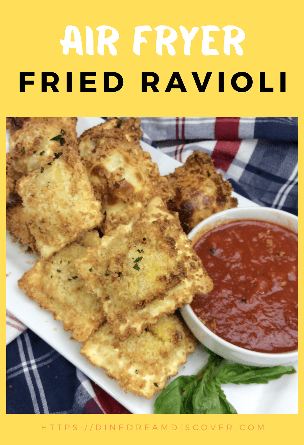 best air fryer ravioli recipe