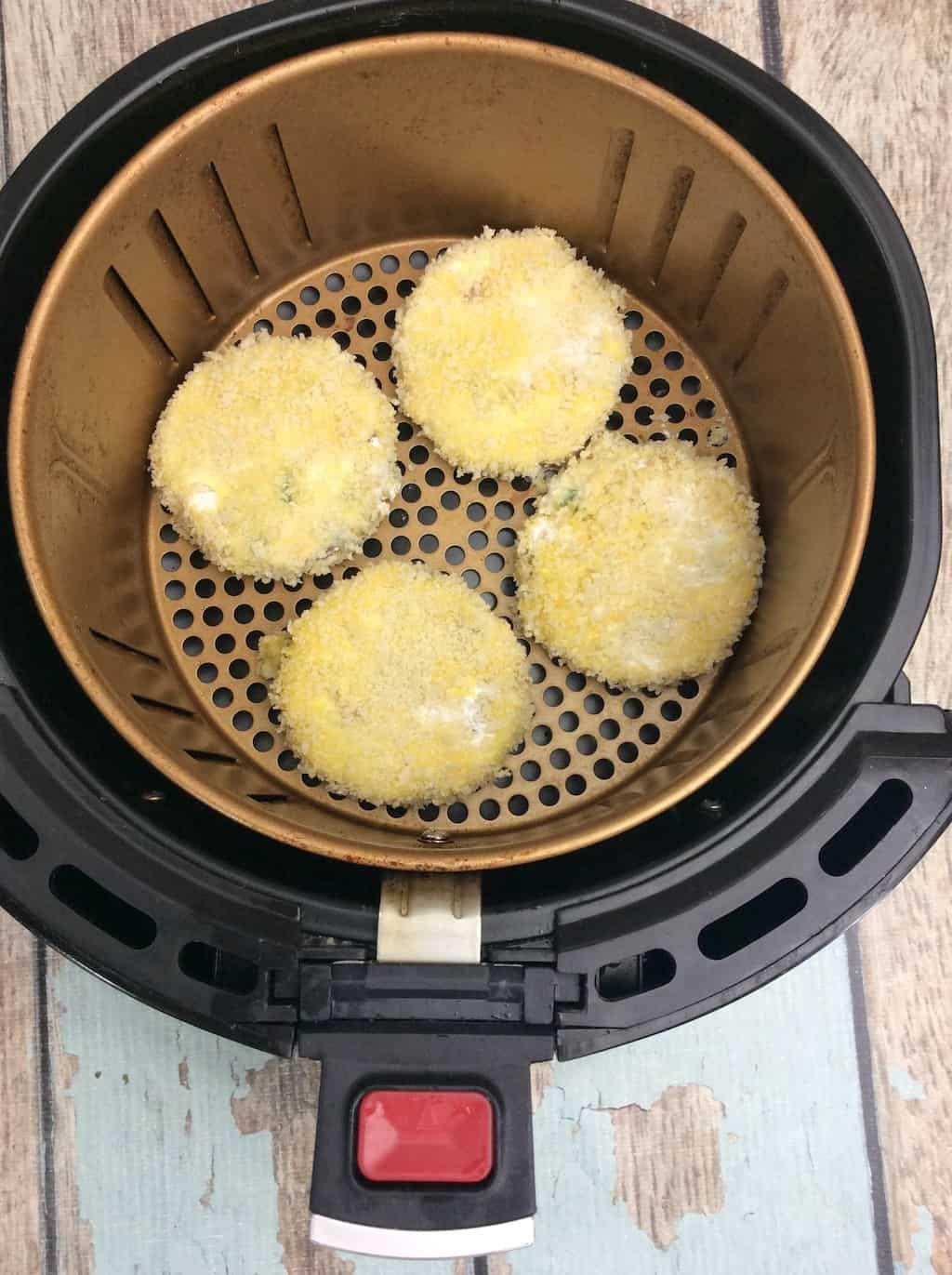mashed potato puffs air fryer