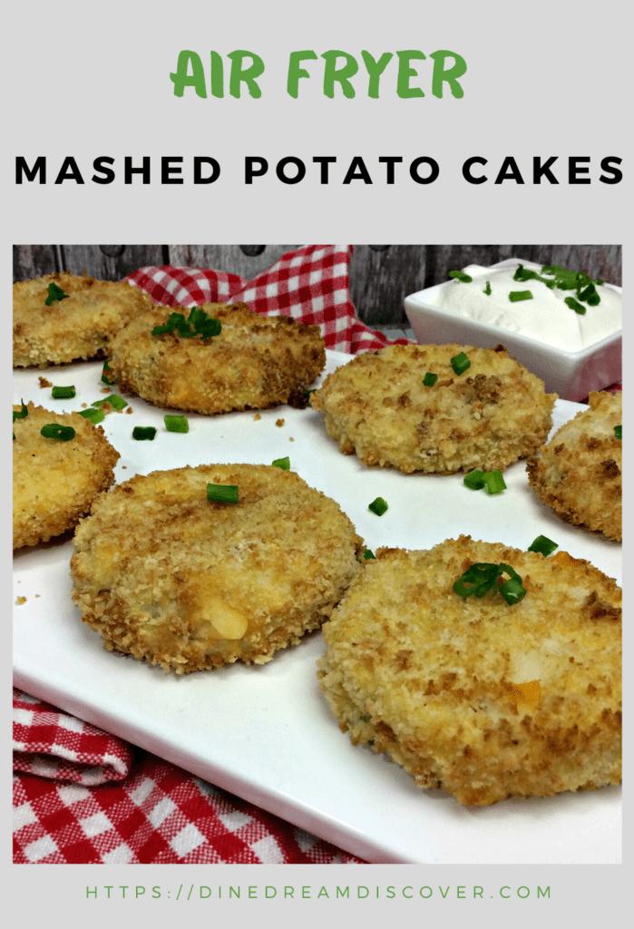 leftover mashed potatoes air fryer