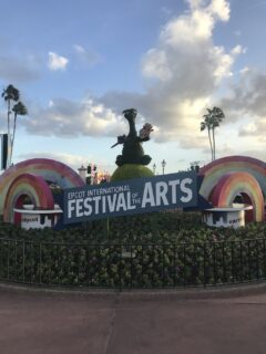 Epcot Festival of the Arts Highlights