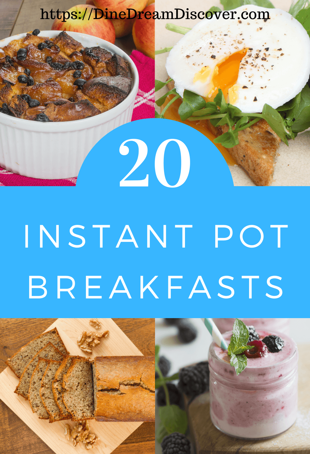 instant pot breakfast eggs