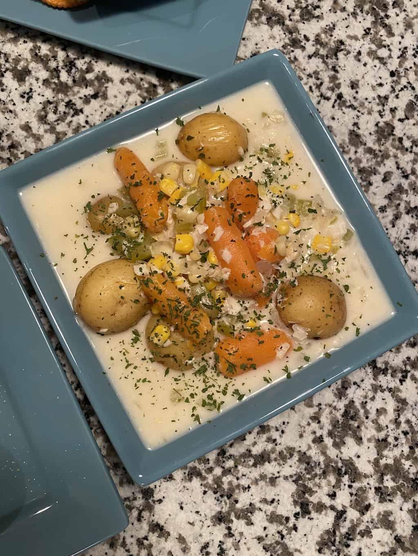 instant pot chowder soup