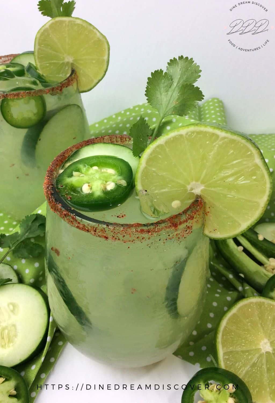 spicy cucumber recipe