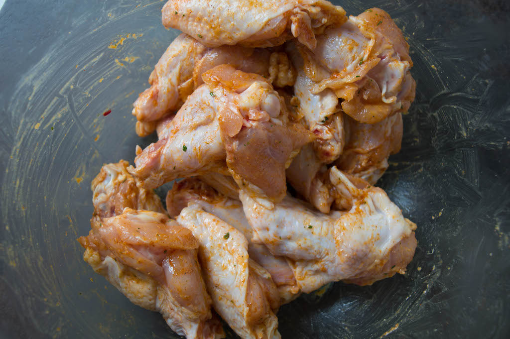 air fryer spicy ranch wing sauce recipe