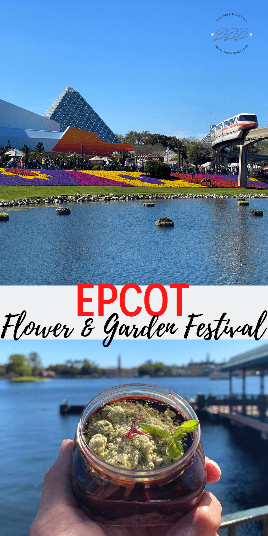 Eating Around the World at Epcot Flower and Garden 5