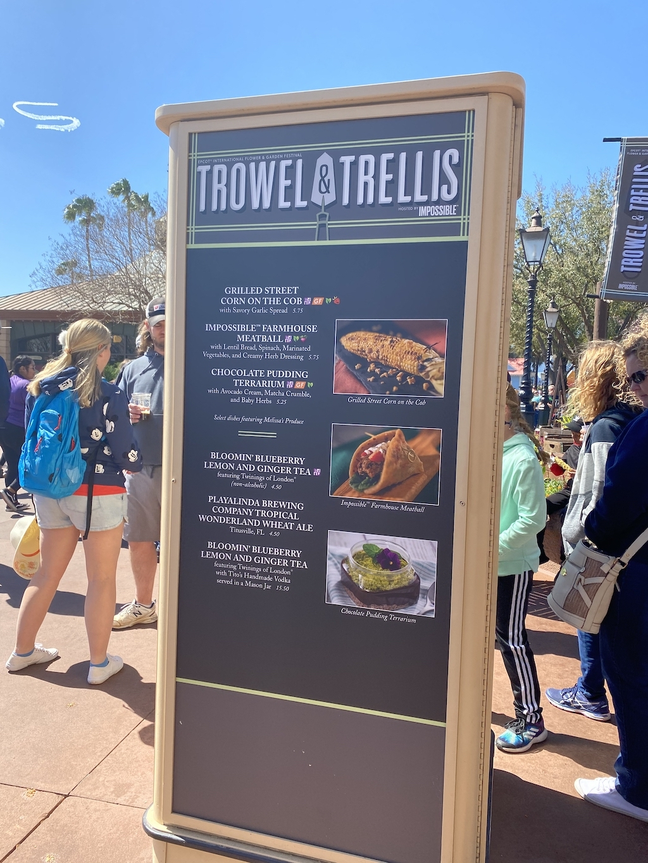 trowel & trellis