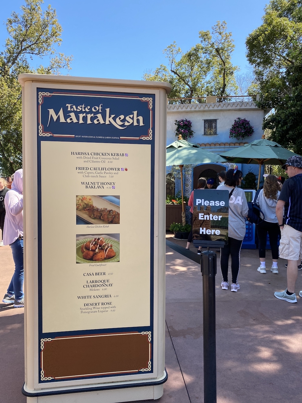 taste of marrakesh