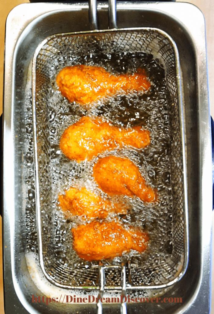 KFC AIR FRYER FRIED CHICKEN