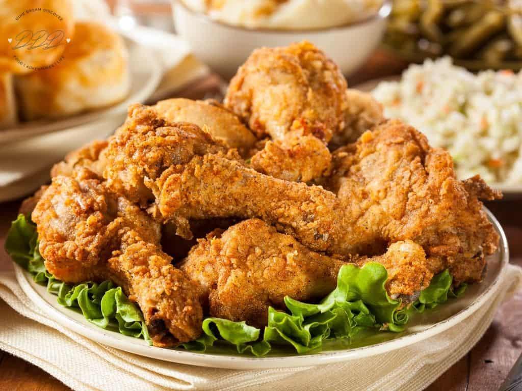 KFC COPYCAT CHICKEN