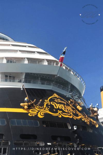 disney cruise line dream