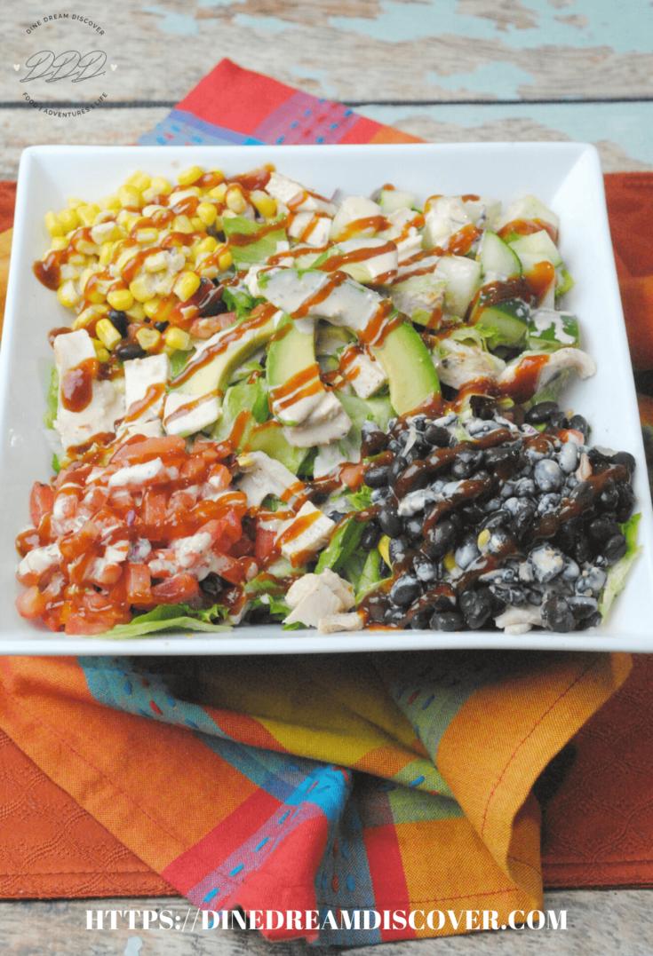 skinnytaste ranch chicken salad