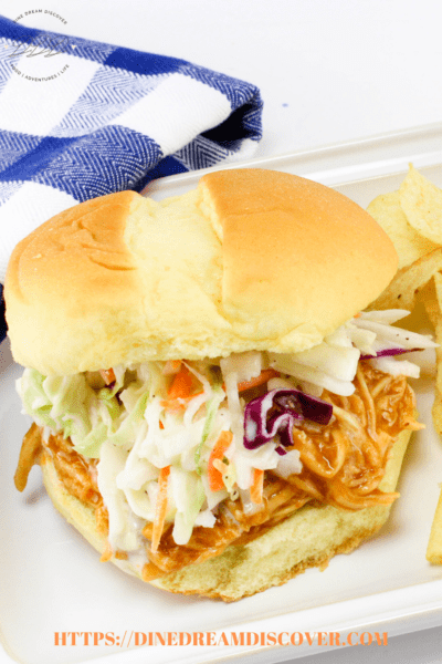 hawaiian pulled chicken slow cooker