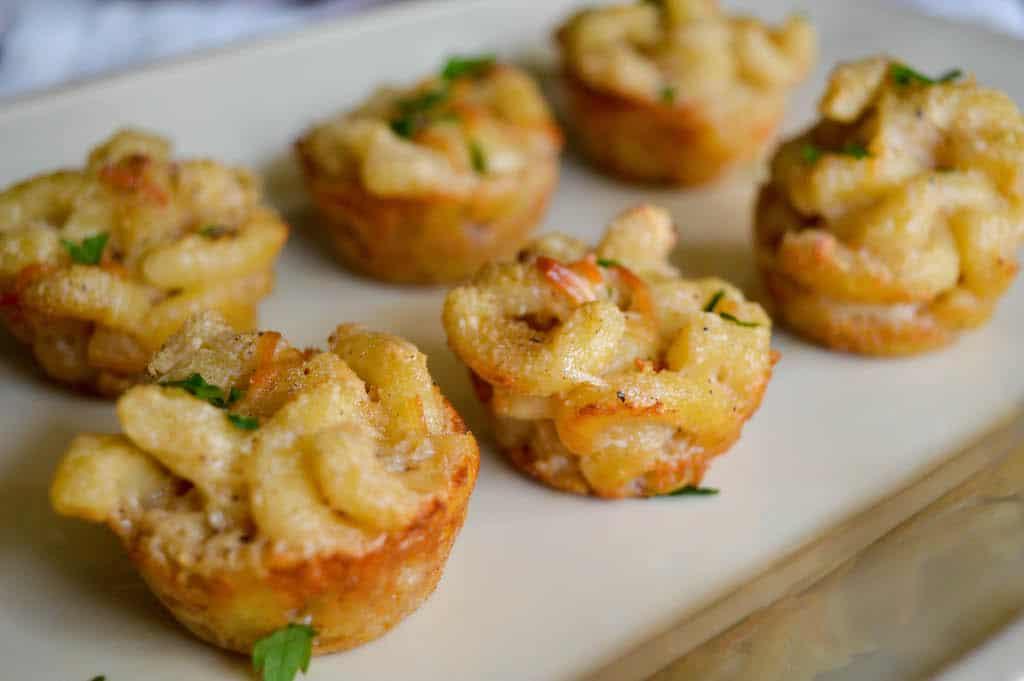 mac and cheese bites restaurant