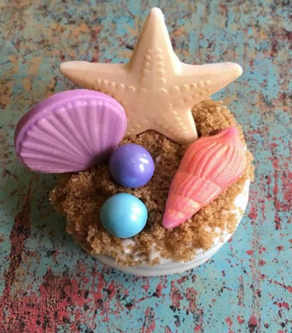 how to make mermaid tail cupcakes