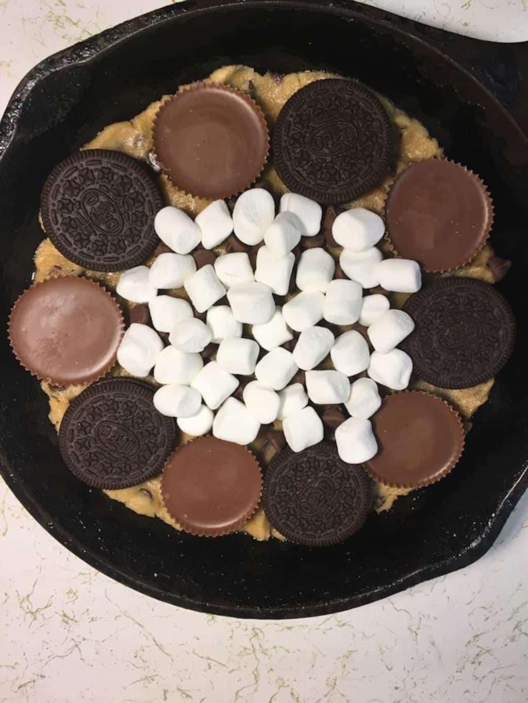 skillet cookie martha stewart