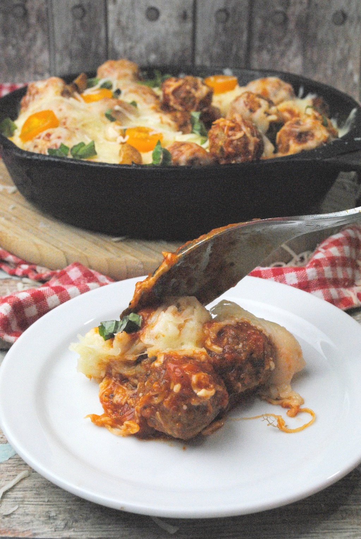 parmesan cheese meatballs