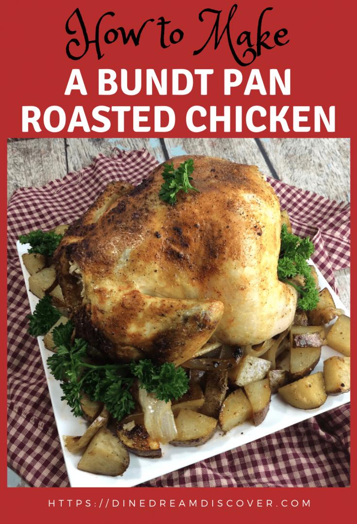 Gluten Free Bundt Pan Roasted Chicken Recipe