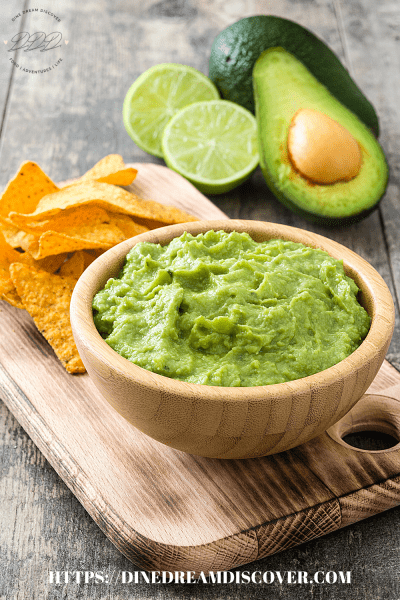 how to make guacamole with one avocado