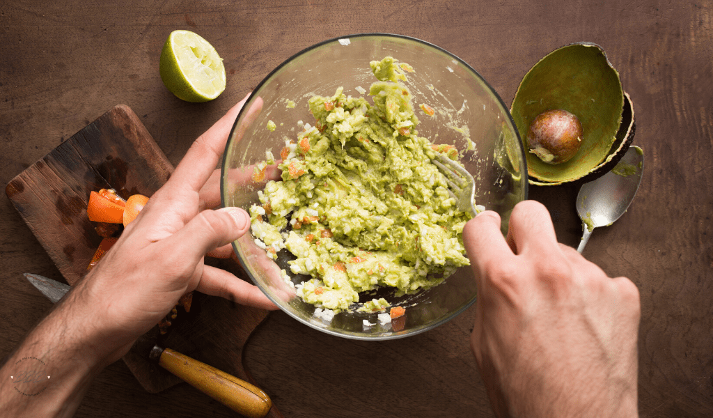guacamole alton brown