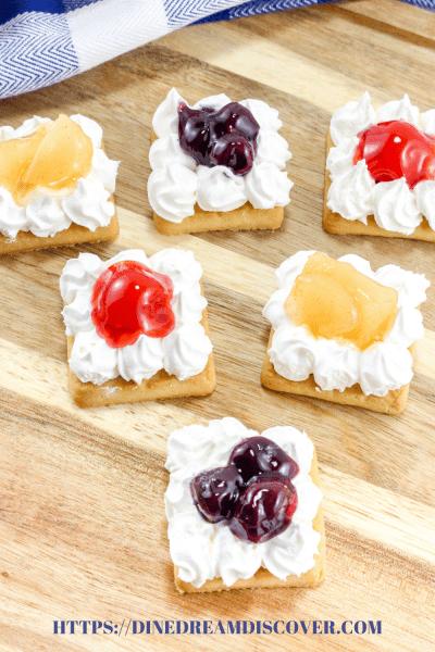 Patriotic Fruit Pie Cookies Recipe