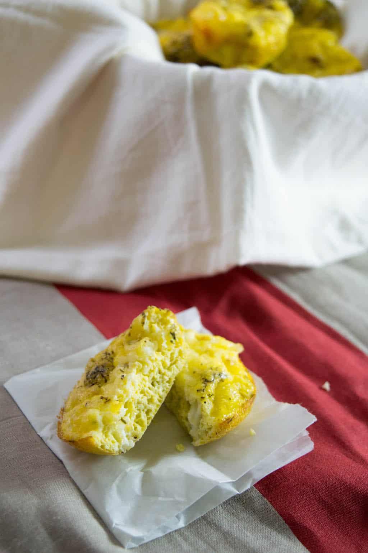 sweet breakfast muffins