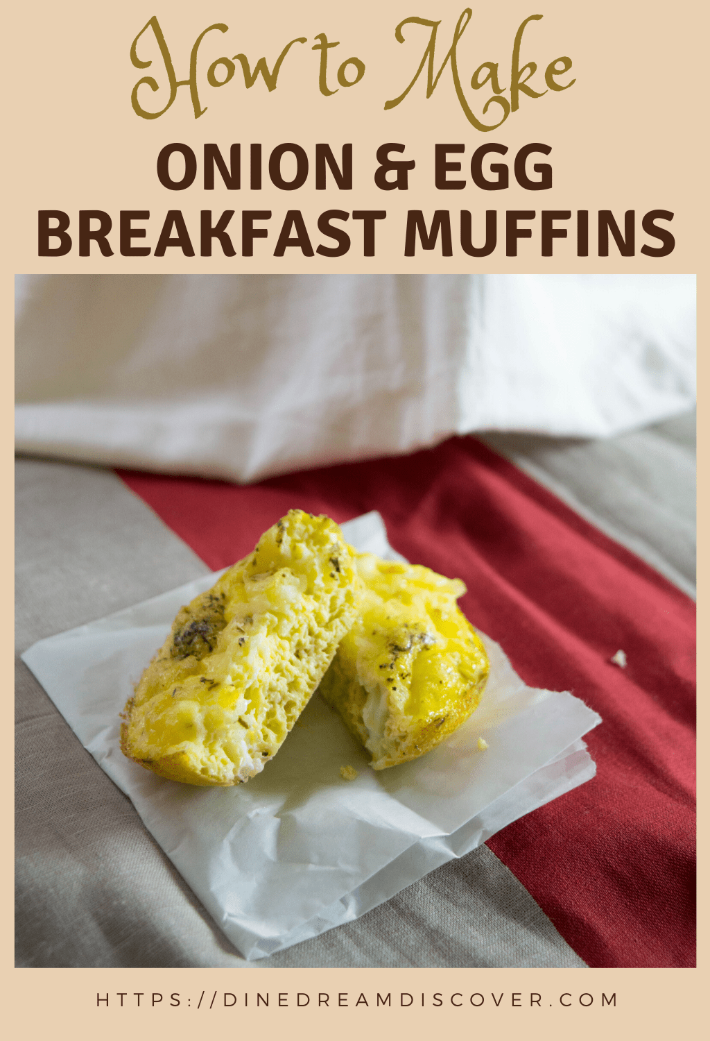 Breakfast Egg Muffins Dine Dream Discover